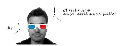 cv_lunettes_3D_creatif_originaux