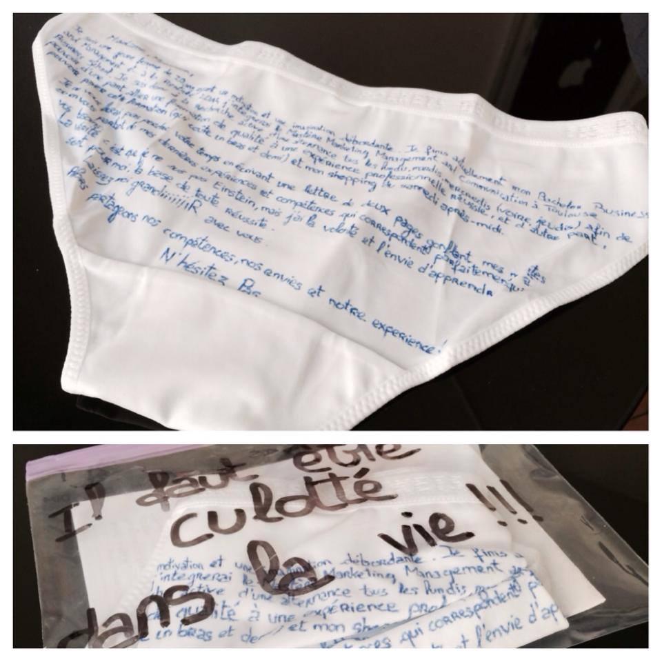 la lettre de motivation la plus culott u00e9e que vous n u2019avez jamais vue