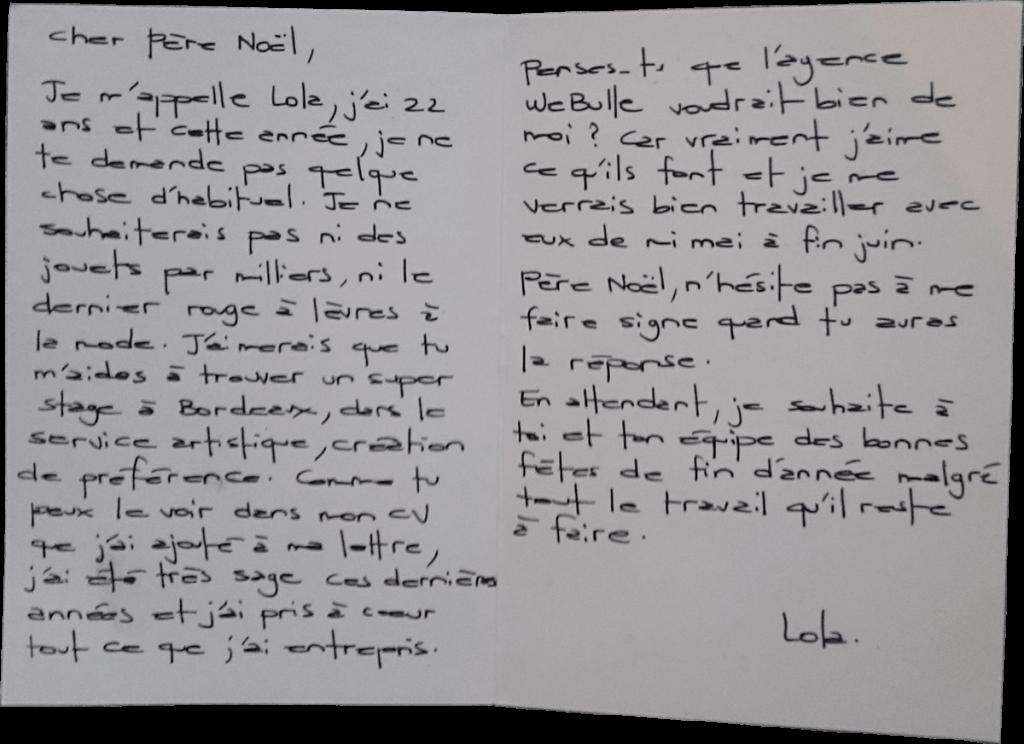 cv-original-lettre-pere-noel-lola