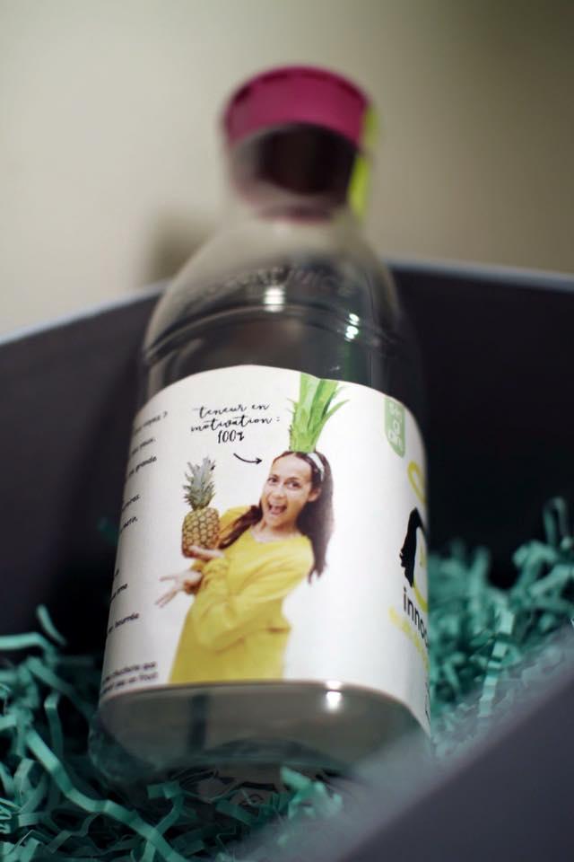 le cv qui a de la bouteille pour postuler chez innocent