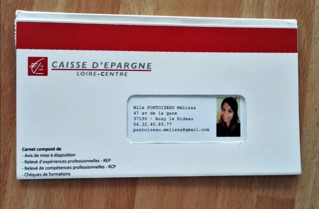 le cv original  u00e0 destination des banques version cv
